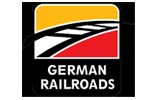 Logo of German Railroads