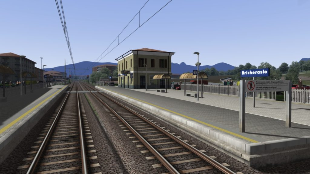 Image of Bricherasio Station