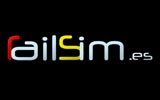 Logo of RailSim.es